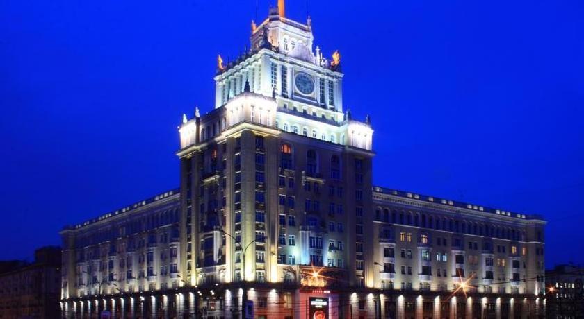 Отель Пекин