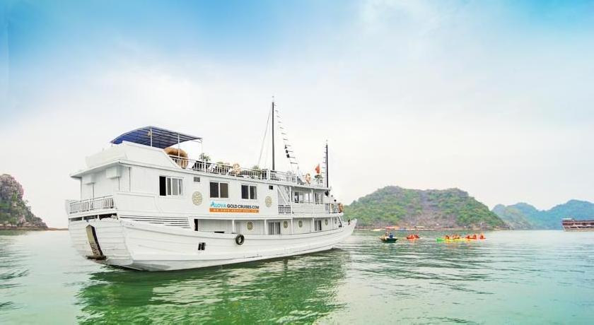 Alova Gold Cruises Ha Long