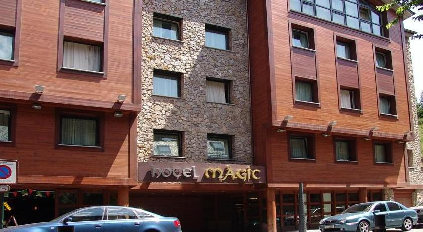 Hotel Magic La Massana