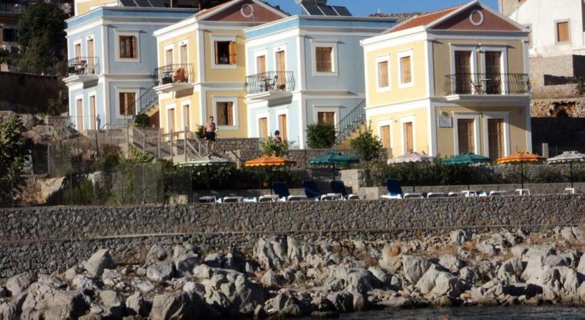 Апартаменты в остров Сими недорого