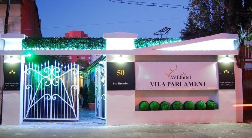 Ave Hotel Unirii Vila Parlament