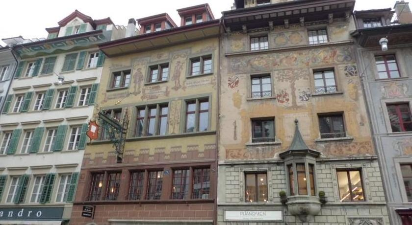 Best Western Hotel Krone Apartments