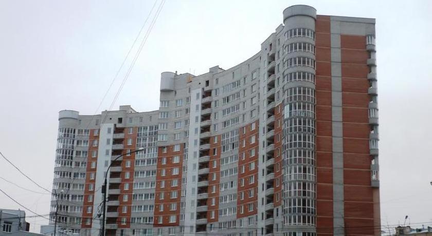 Апартаменты Алеся на Улице Малышева