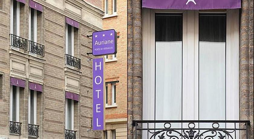 Auriane porte de versailles paris frankrig - Hotel auriane porte de versailles paris ...