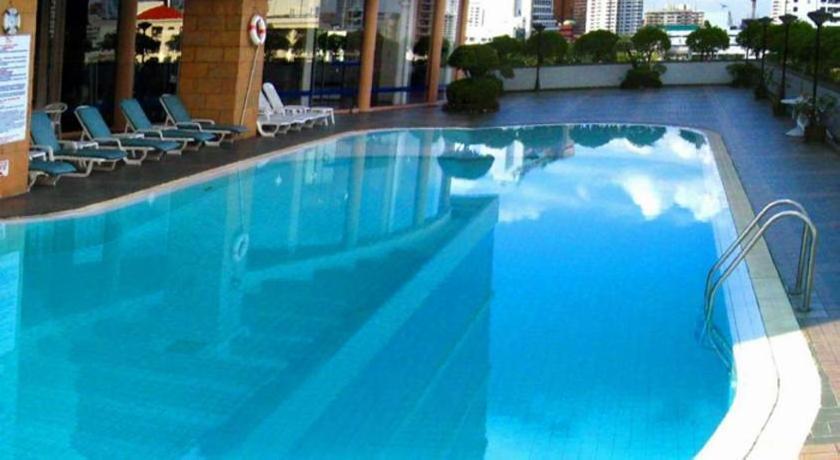 The Four Wings Hotel Bangkok