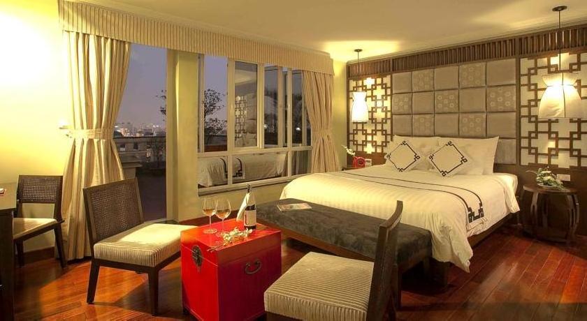 Maison D'hanoi Hanova Hotel