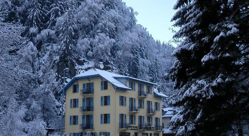 Hotel des Lacs