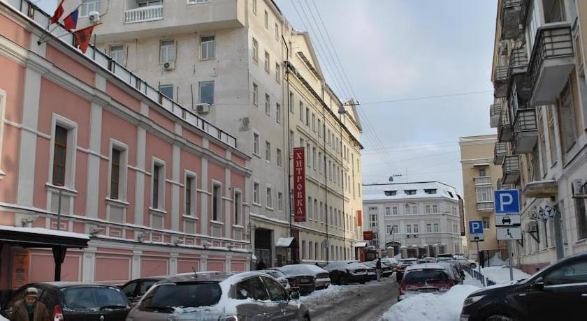 Гостиный дом Хитровка