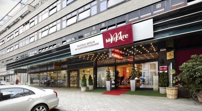 Mercure Hotel Chateau Berlin am Kurfürstendamm
