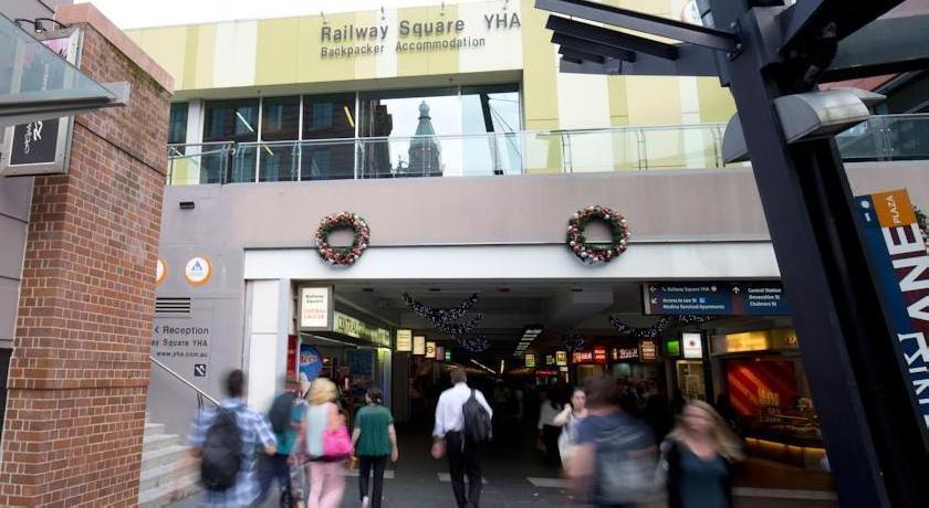 Railway Square YHA