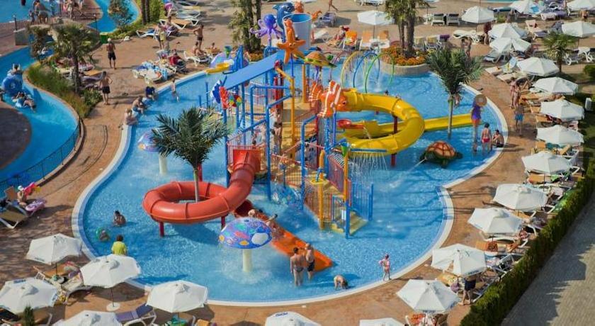 Evrika Beach Club Hotel - Все включено
