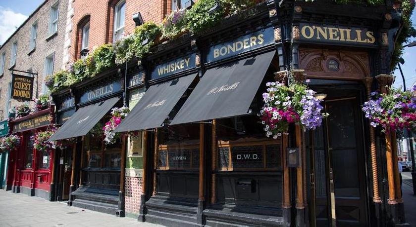 O'Neills Victorian Pub & Townhouse