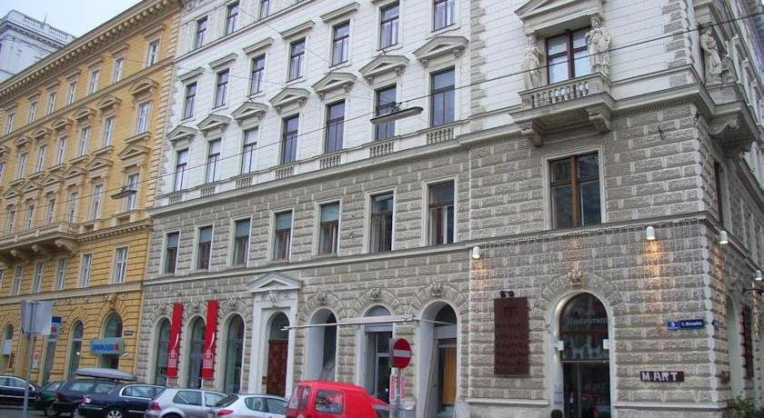 Exclusive B&B in the city centre of Vienna