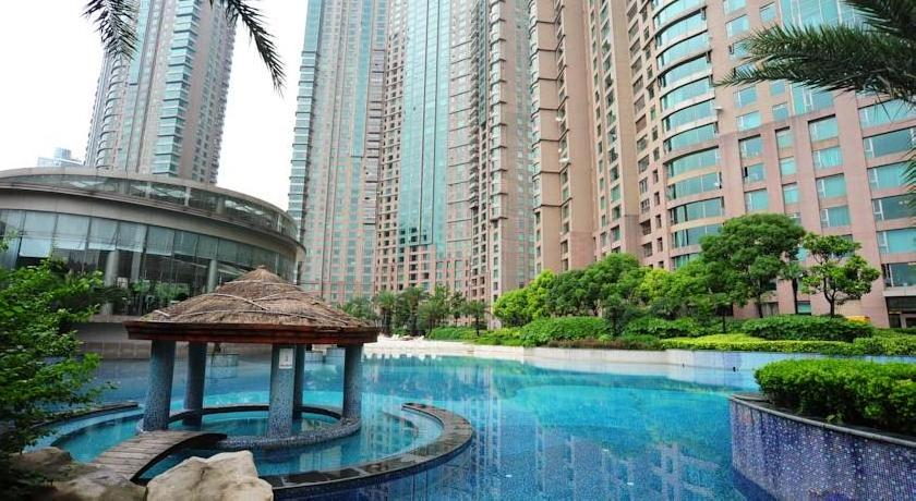 Shanghai Yopark 5-Star Apartment(Shimao Riviera Garden)