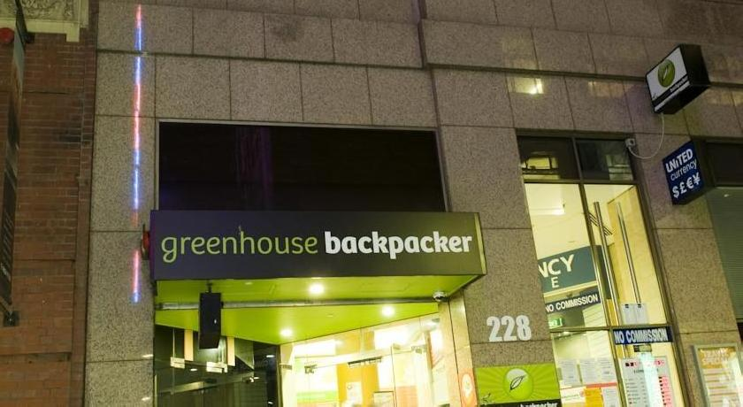 Greenhouse Backpackers Melbourne