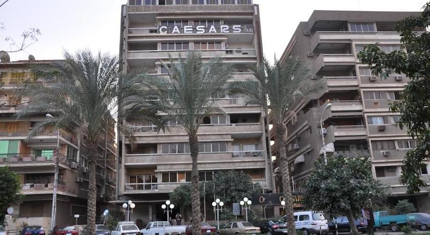Caesars Palace Apartment