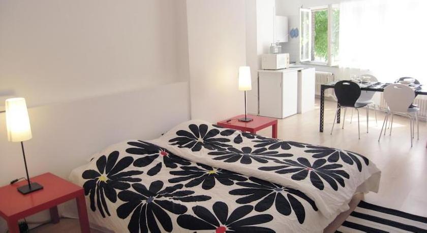Ze Agency Apartments Brussels Ixelles
