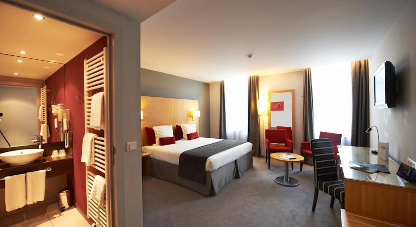 Hotel Husa De La Couronne Liege