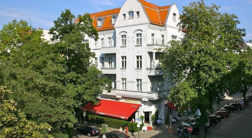 Akzent Hotel am Forum Steglitz