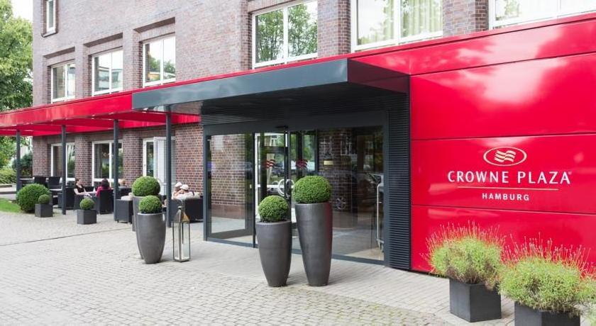Crowne Plaza Hotel Hamburg - City Alster