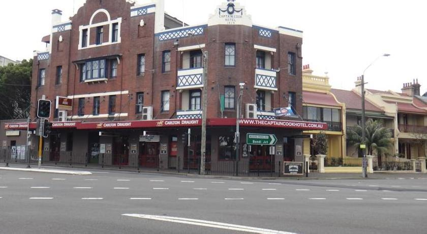 The Captain Cook Hotel