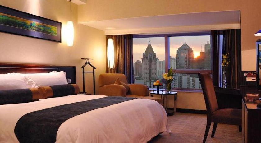 Shanghai Grand Trustel Purple Mountain Hotel