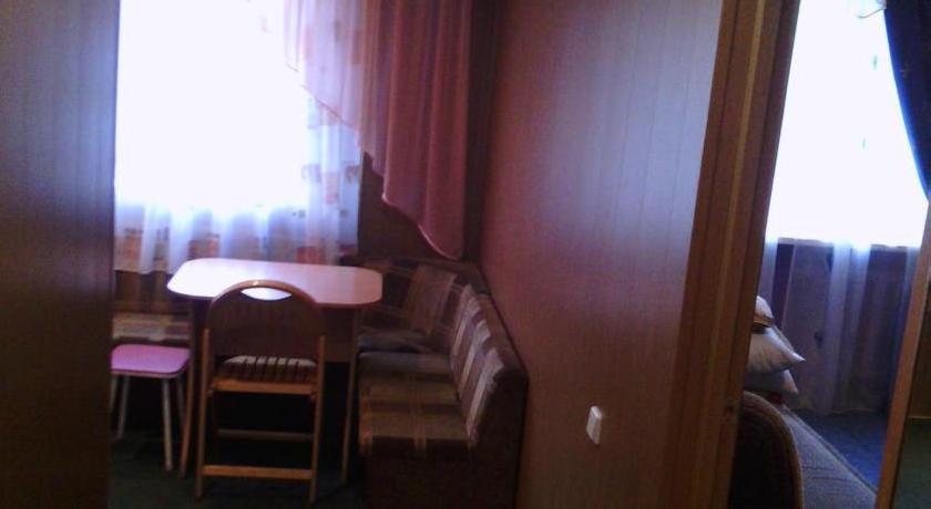 Апартаменты в Кировске