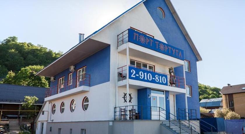 Port Tortuga Отель