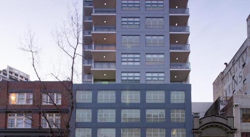 Zara Tower - Serviced Apartments