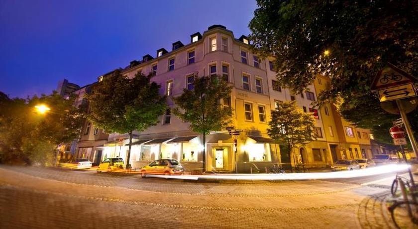 Novum Hotel Maxim Düsseldorf City