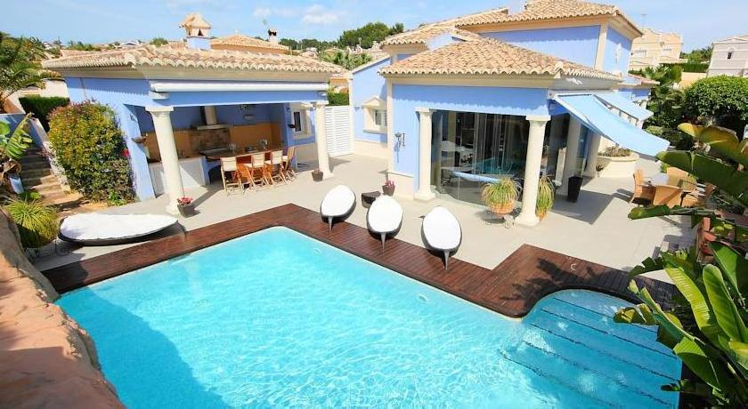 Holiday home Mediterranea I Calpe