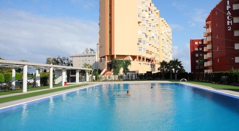Apartment Horizonte II Calpe