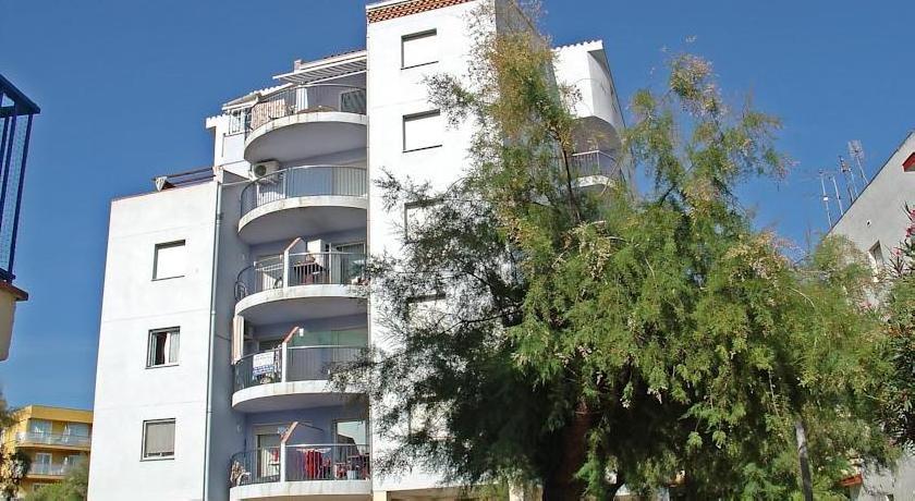 Apartment Nuvol Blau Roses