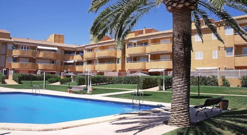 Apartment Villas del Mar Jávea