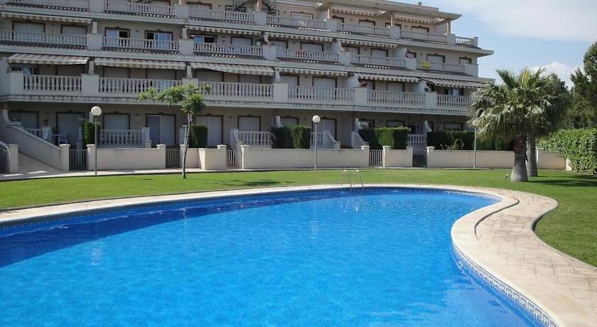 Apartment Bellavista I Hospitalet del l'Infant