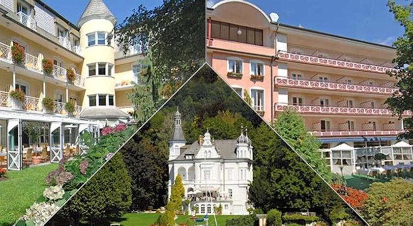 Dermuth Hotels – Parkvilla Wörth