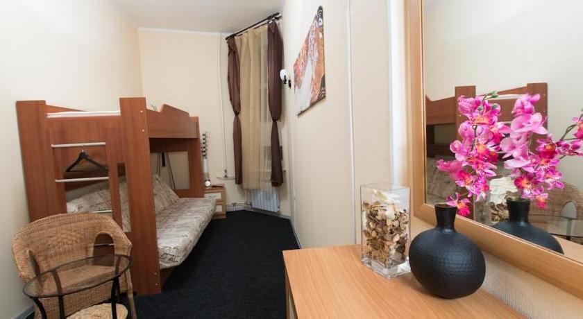 Отель Номера на Загородном