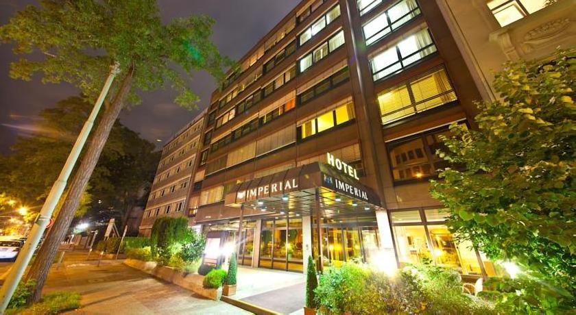 Novum Business Hotel Imperial Frankfurt Messe
