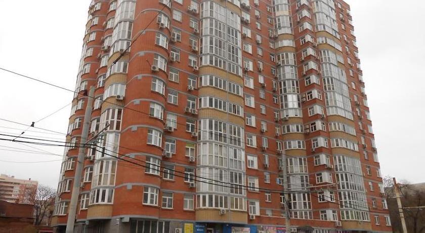 Апартаменты на улице Максима Горького