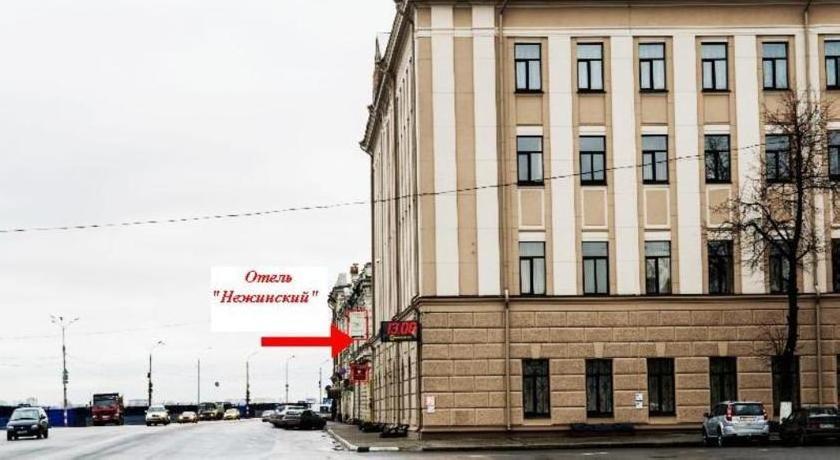 Отель Нежинский