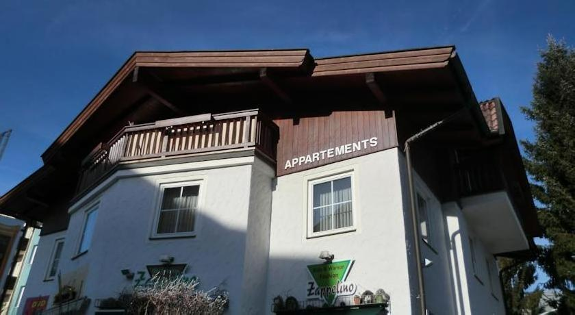 Our 4 - Junge Appartements in Zell am See