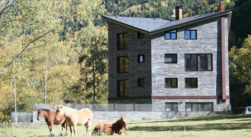 Apartaments Turístics Prat de Les Mines