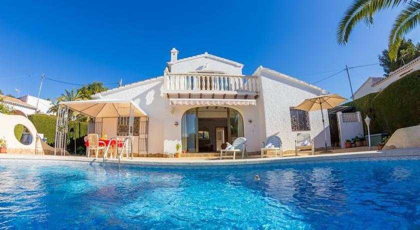 Holiday Villa Jacaranda