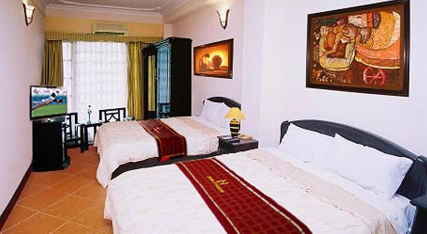 Hanoi Holiday Gold Hotel
