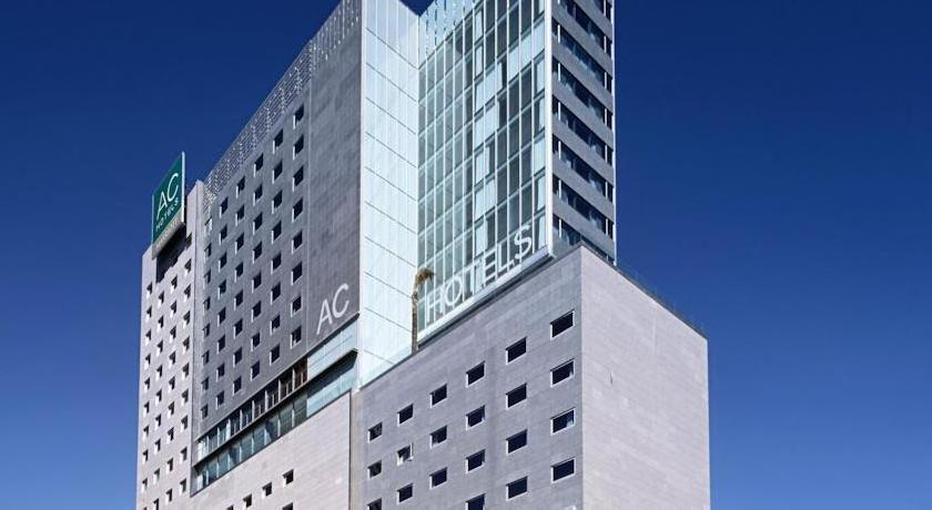 AC Hotel Barcelona Forum by Marriott