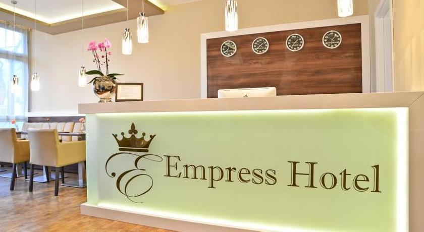 Empress Hotel (ehemals Hotel am Klinikum)
