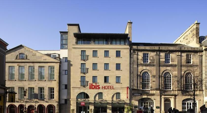 ibis Edinburgh Centre Royal Mile