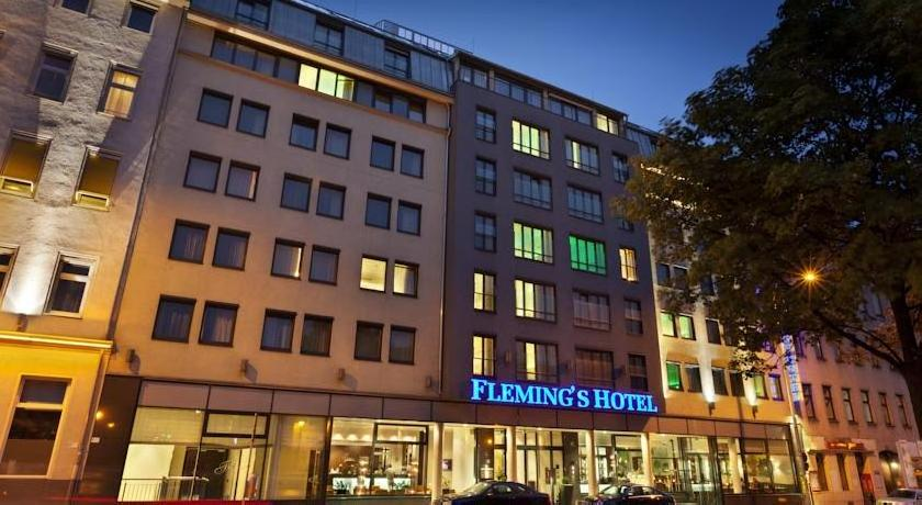 fleming 39 s hotel wien westbahnhof 4 vienna guest reviews hros. Black Bedroom Furniture Sets. Home Design Ideas