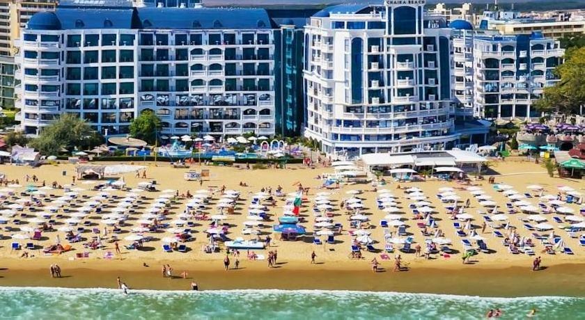 Chaika Beach & Spa Hotel