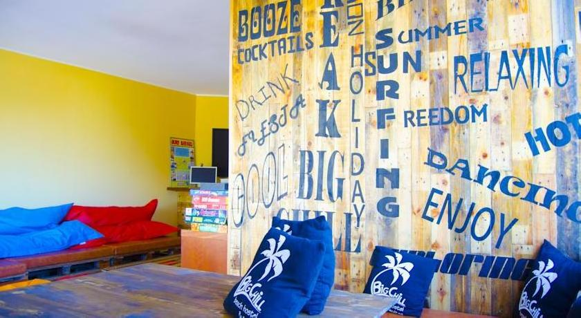 Big Chill - Beach Hostel